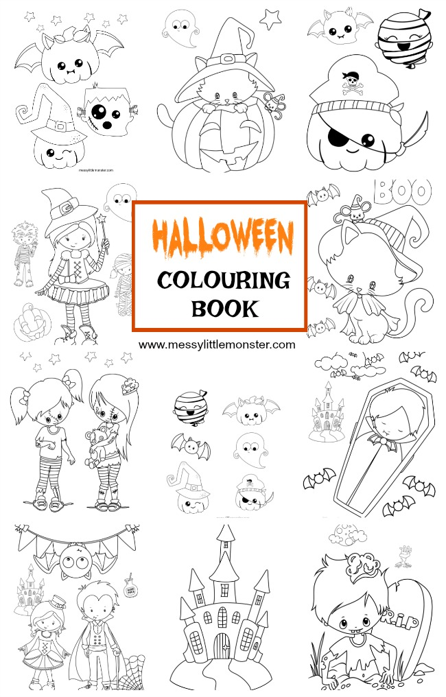 It's just a photo of Halloween Coloring Pages Free Printable regarding preschool