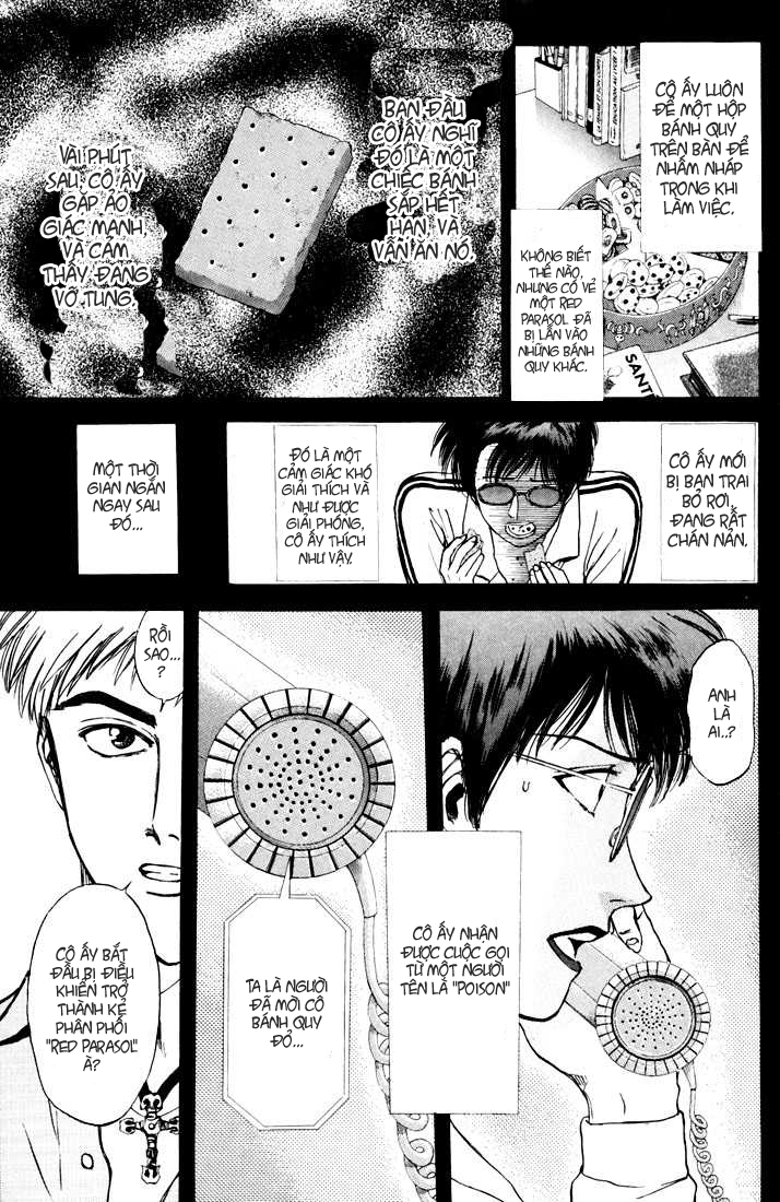 Psychometrer Eiji chapter 39 trang 6