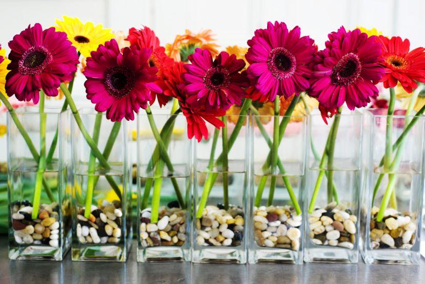 deco fleur mariage