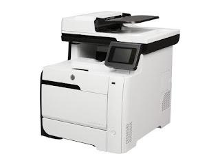 Download Printer Driver HP LaserJet M475DW