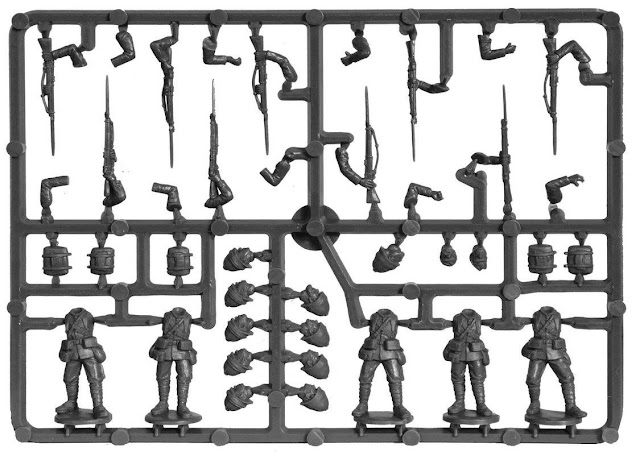 Wargame News and Terrain: Perry Miniatures: Upcoming