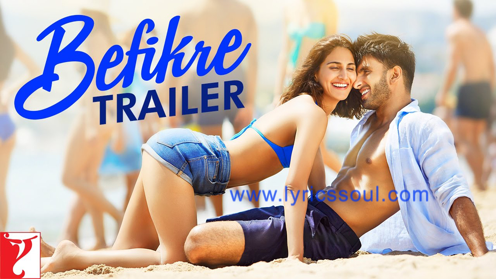 The Ude Dil Befikre lyrics from 'Befikre', The song has been sung by Benny Dayal, Sophie Choudry, . featuring Ranveer Singh, Vaani Kapoor, , . The music has been composed by Vishal-Shekhar, , . The lyrics of Ude Dil Befikre has been penned by Jaideep Sahni,