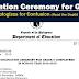 Graduation Ceremony for Grade 6 (SY 2018-2019)
