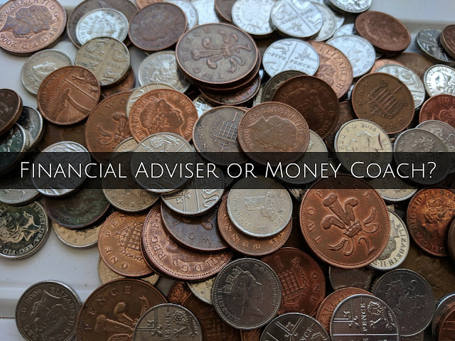 financial adviser money coach