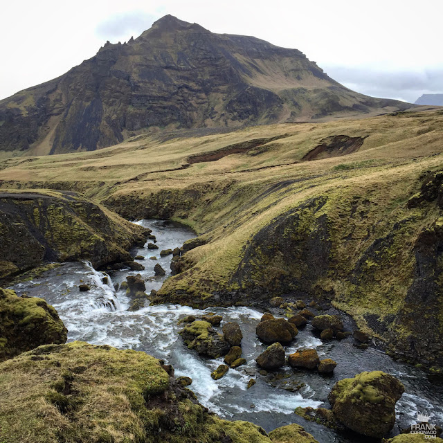 Rio Skóga en Islandia