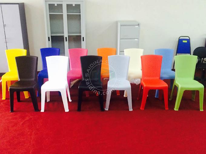 Kerusi Plastik Moden (V Chair) serbaguna - Kerusi Restoren, Kerusi Kafe (Cafe), Berkualiti Tinggi dan murah.