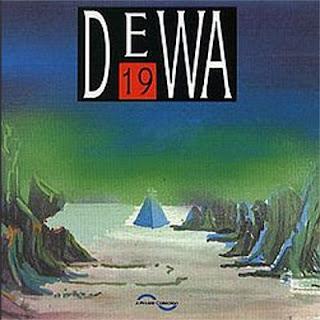 Chord Dewa 19 - Kangen