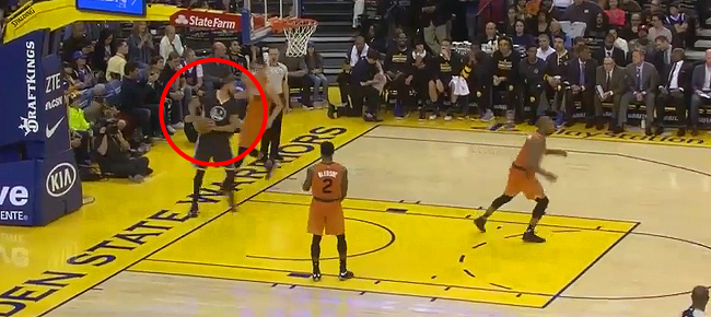 JaVale McGee - Shaqtin' A Fool Moment vs. Suns (VIDEO)
