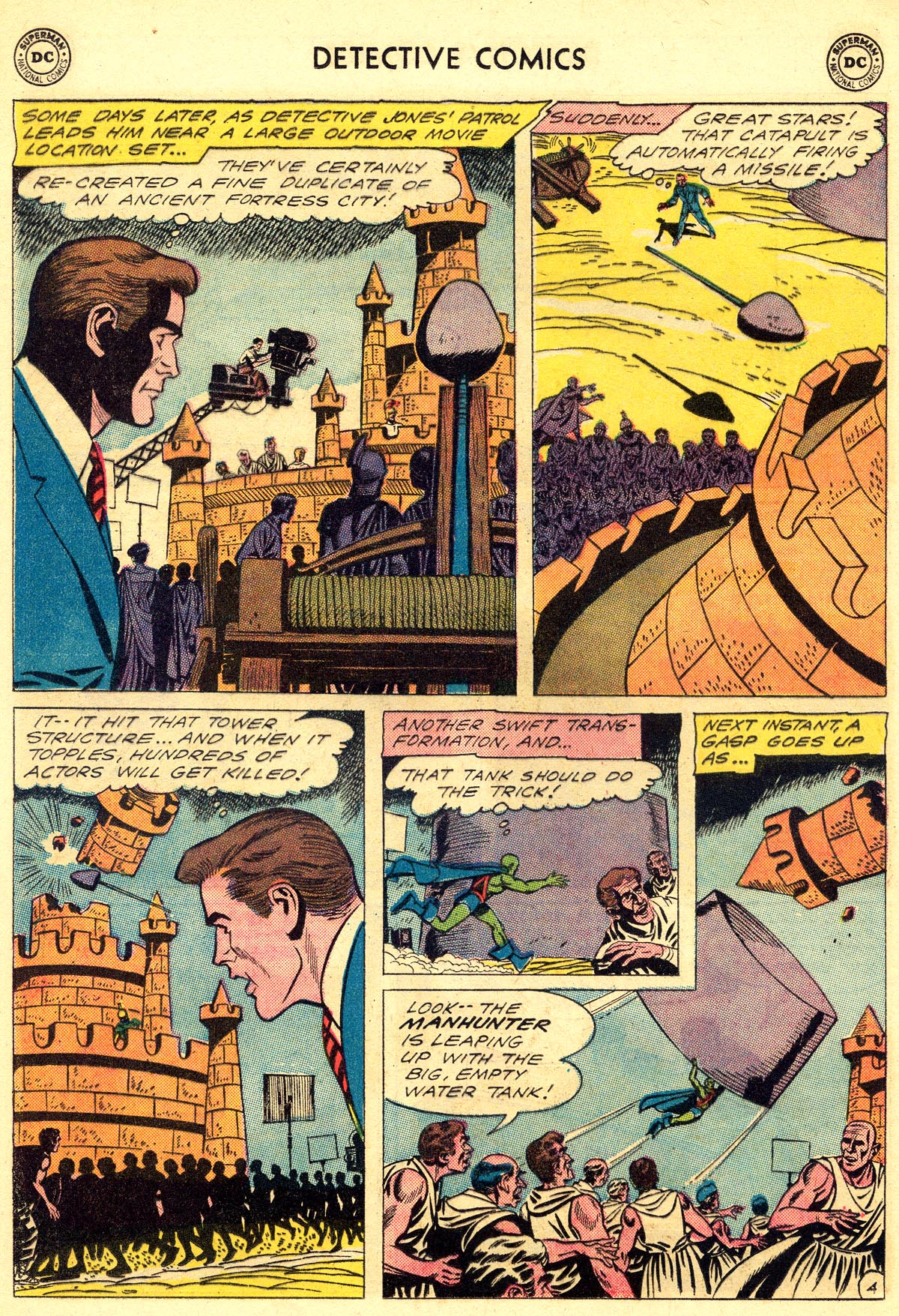 Detective Comics (1937) 303 Page 23