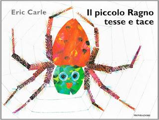 libri per bambini multisensoriali sui ragni