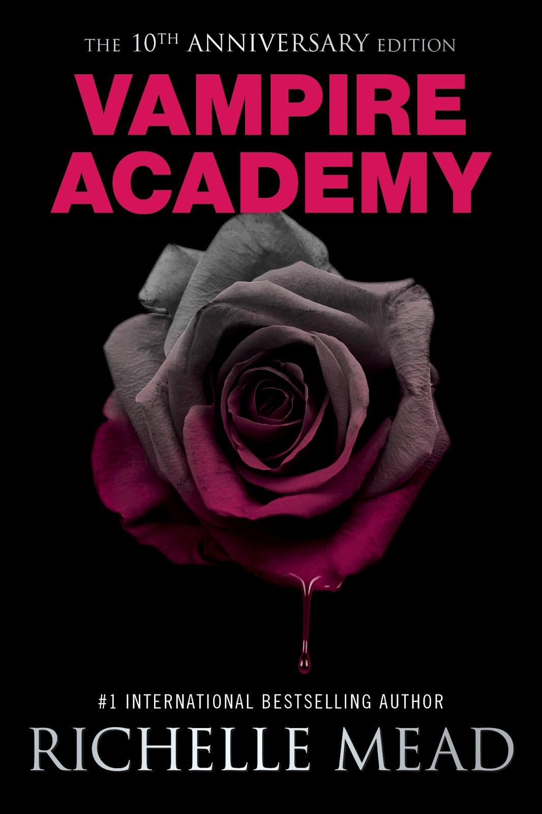 vampire academy 10th anniversary pdf