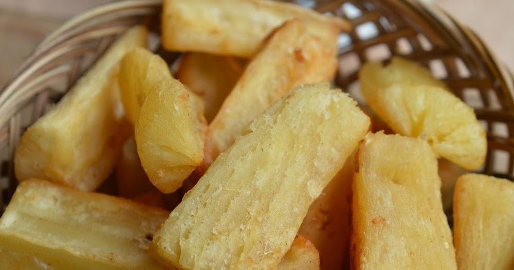 Diah Didi's Kitchen: Singkong Presto Goreng Sambal Terasi