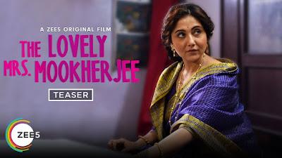 The Lovely Mrs Mukherjee - Zee5 Originals - Bengali Film Review