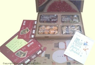 Graze Christmas box