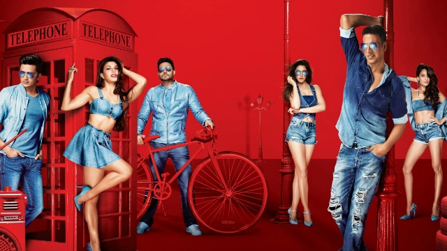 Housefull 3 official trailer with english subtitle