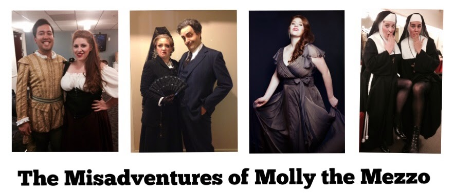 The Misadventures of Molly the Mezzo: How I ended up