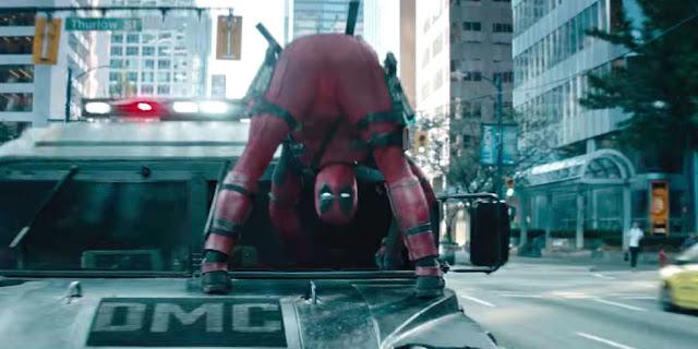 Ryan Reynolds vuelve a encarnar a Deadpool
