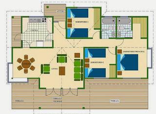 Planos de casas peque as como dibujar planos de casas gratis for Pagina para hacer planos gratis