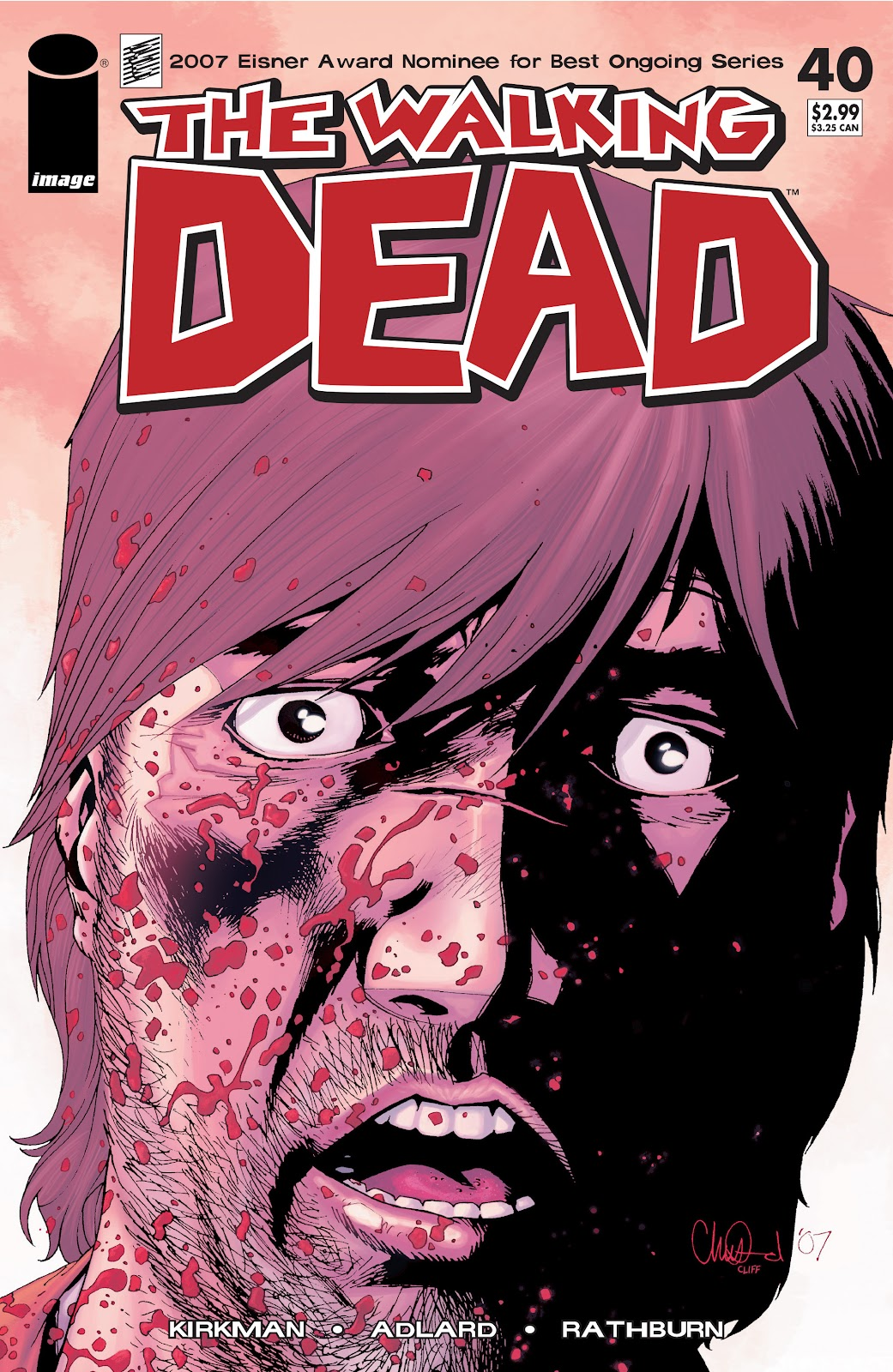 The Walking Dead issue 40 - Page 1