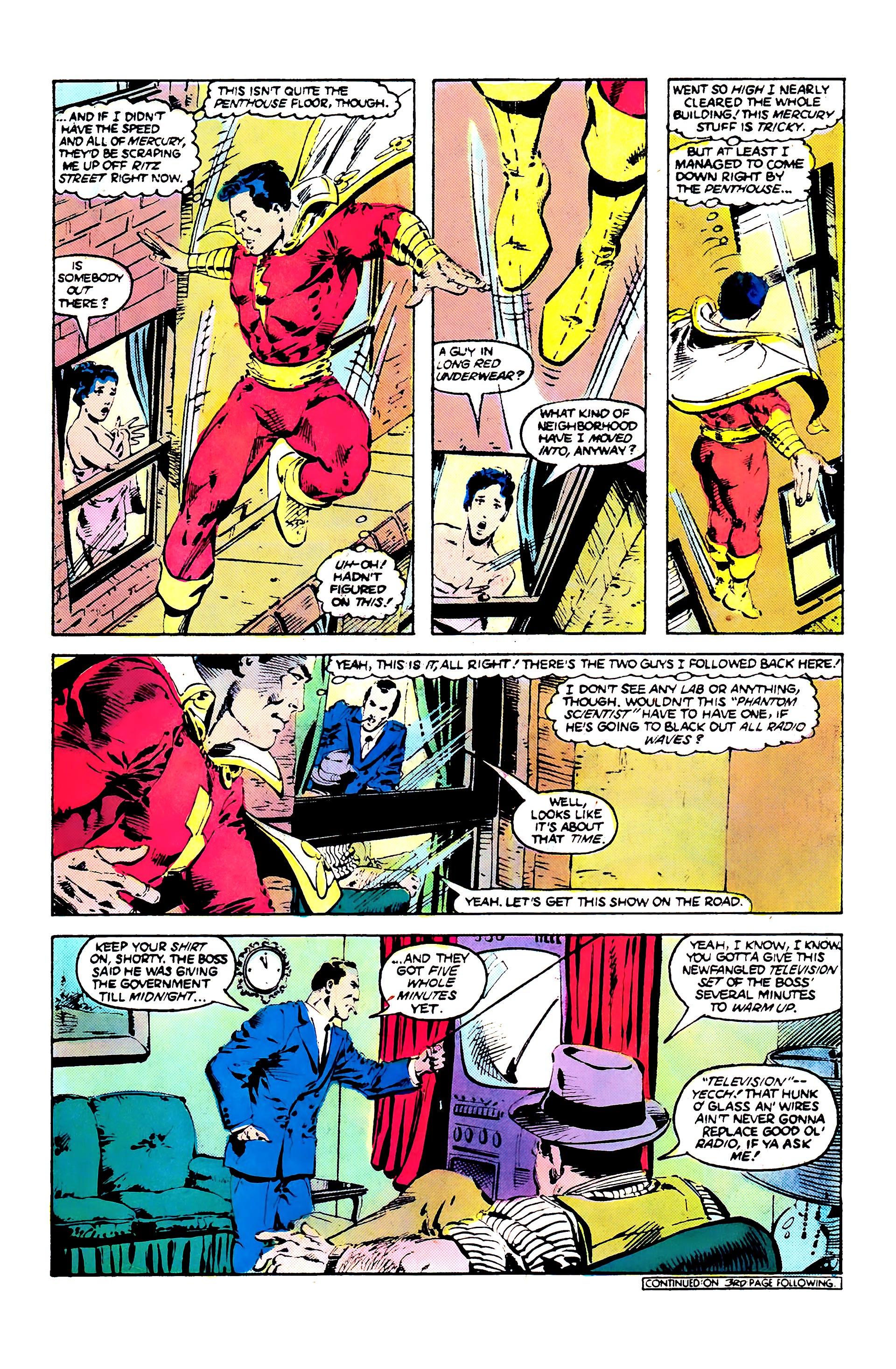 Read online Secret Origins (1986) comic -  Issue #3 - 22