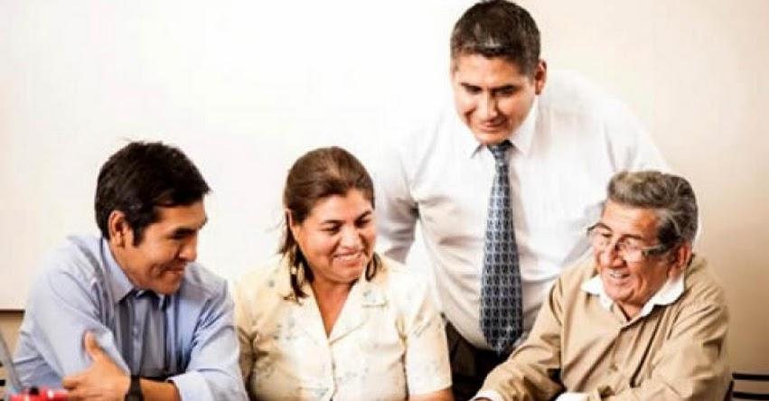 MINEDU organiza charlas informativas sobre evaluación de desempeño para 13 mil directivos de colegios - www.minedu.gob.pe