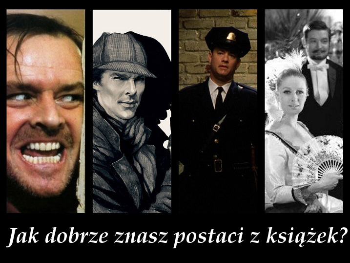 #blog #quiz #książki #bohaterowie #molksiążkowy