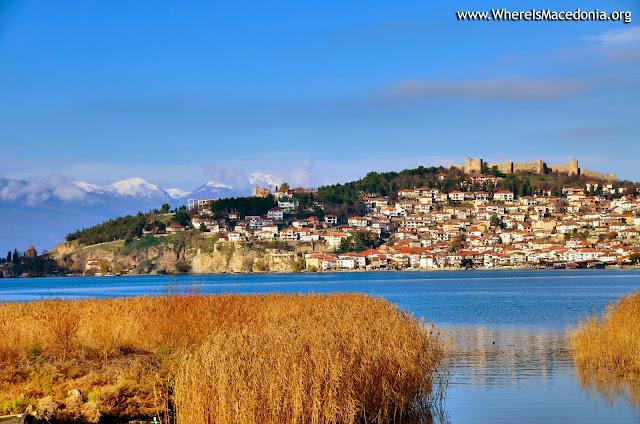 Old town Ohrid, Macedonia