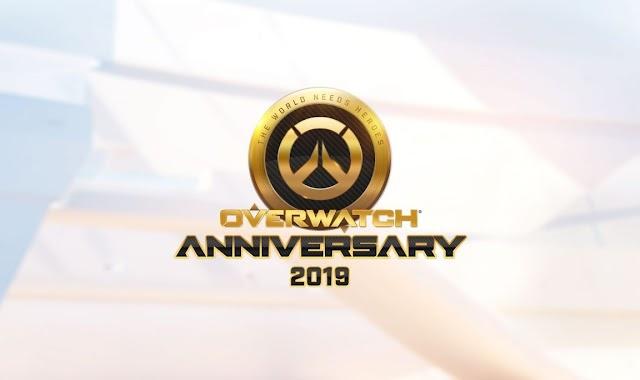 Overwatch's Anniversary event starts next week