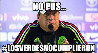 El Piojo Herrera no Cumple y es la burla en redes #Memes