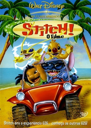 Stitch! O Filme Torrent Download