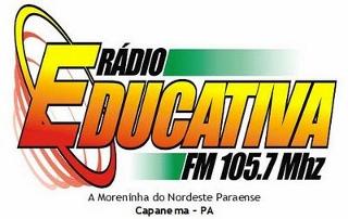 Rádio Educativa FM de Capanema PA ao vivo