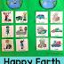 Happy Earth vs. Sad Earth Sorting Activity