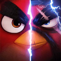 Angry Birds Evolution (High Damage - God Mode) MOD APK
