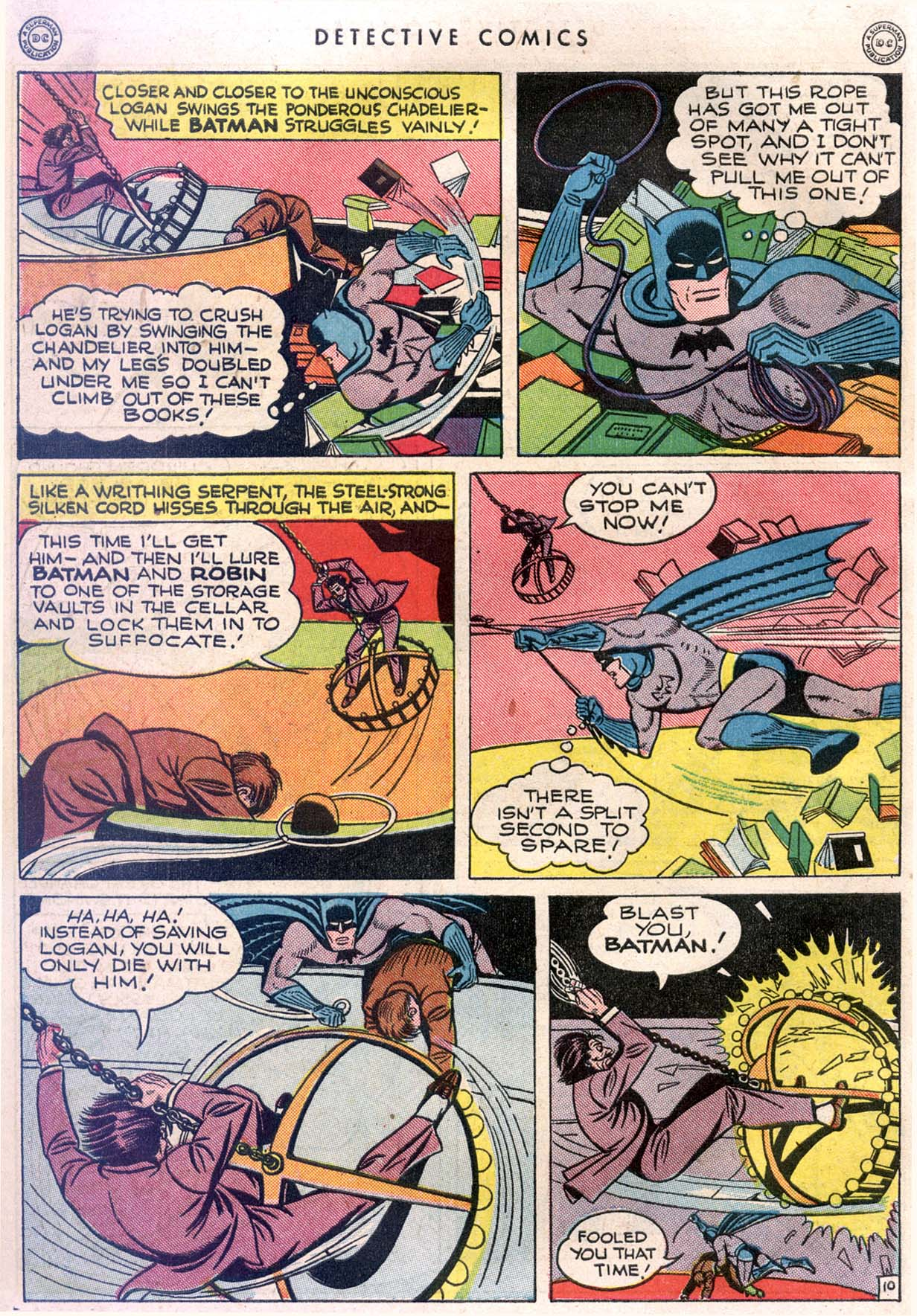 Read online Detective Comics (1937) comic -  Issue #106 - 12
