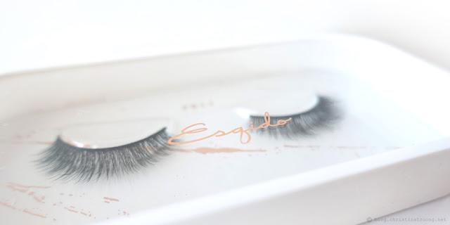 Esqido Unisyn Synthetic False Eyelashes Companion Eyelash Glue