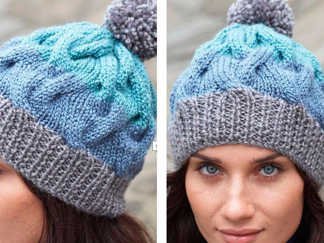 шапка в стиле лало схема вязания создаем моду сами Ladiesvenueru