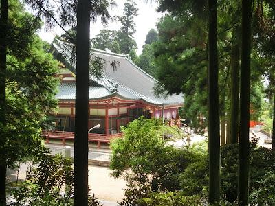 延暦寺東塔