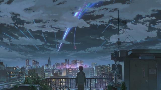 """Apakah Komet pada Film """"Kimi no Na wa"""" Benar-benar Ada? - Info Astronomy"""