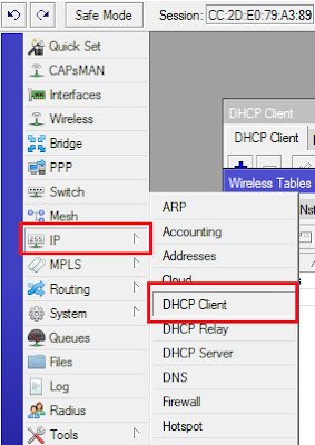 DHCP Client