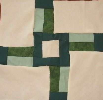 Patron Saint Quilts Quilt Block In Honor Of St Brigid Of Ireland
