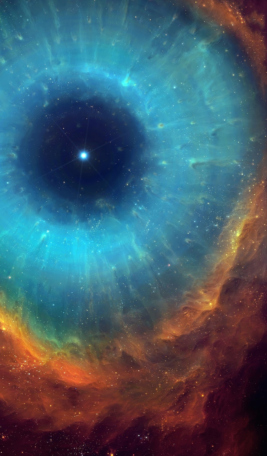 Helix Nebula - Wallpaper HD | Earth Blog
