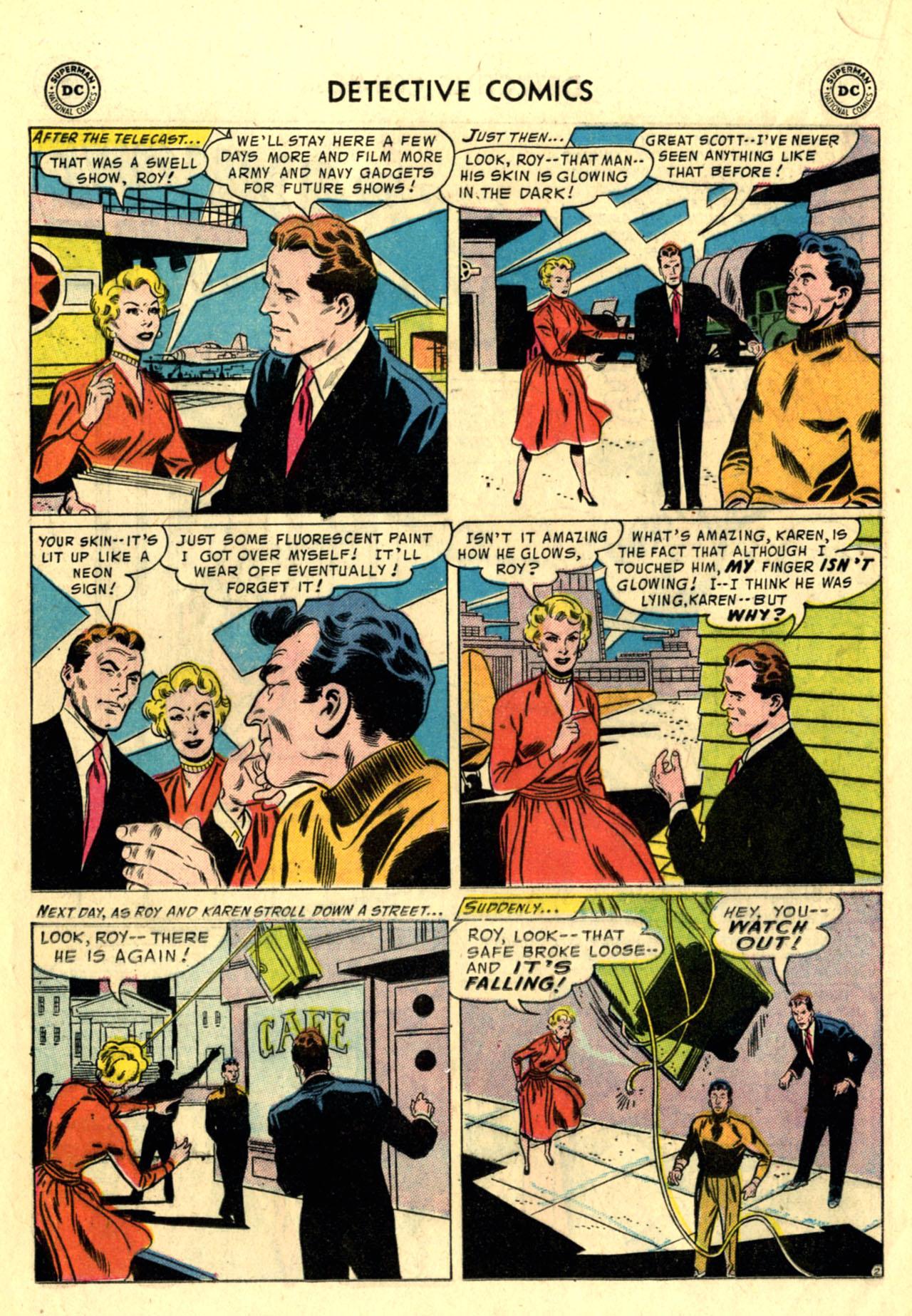Detective Comics (1937) 234 Page 17