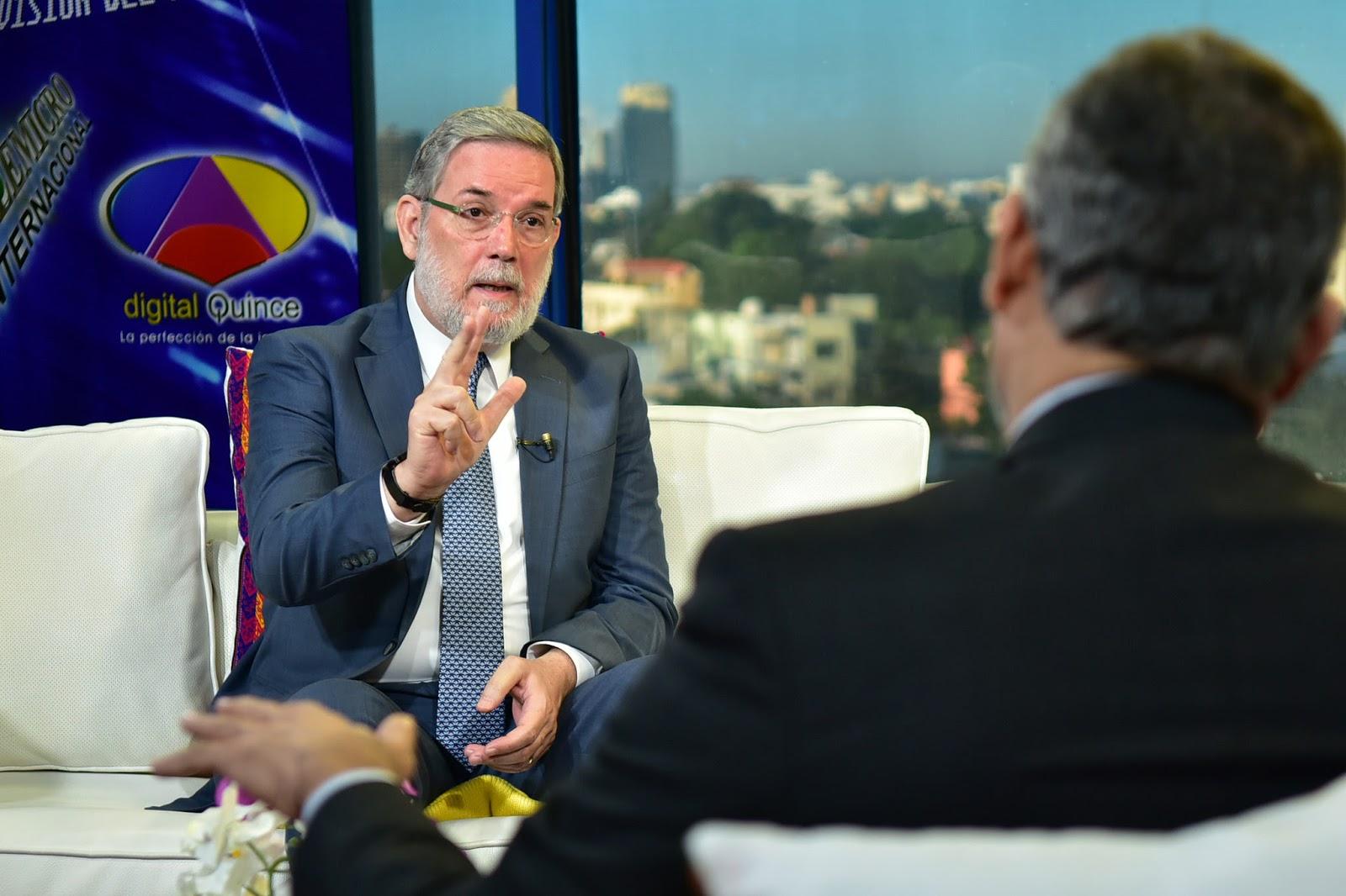 VIDEO: Rodríguez Marchena destaca transparencia y democratización sin precedentes en República Dominicana