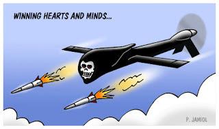 VÓRTICE INMEDIAÍSTA: DRONES: LA MUERTE INVISIBLE Y POR