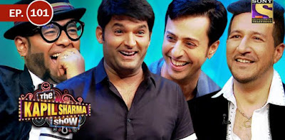 The Kapil Sharma Show Episode 101 29 April 2017 HDTV 480p 250mb