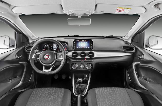 Fiat Argo - Localiza
