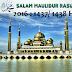Tema Sambutan Maulidur Rasul 2016 - 1437/ 1438H