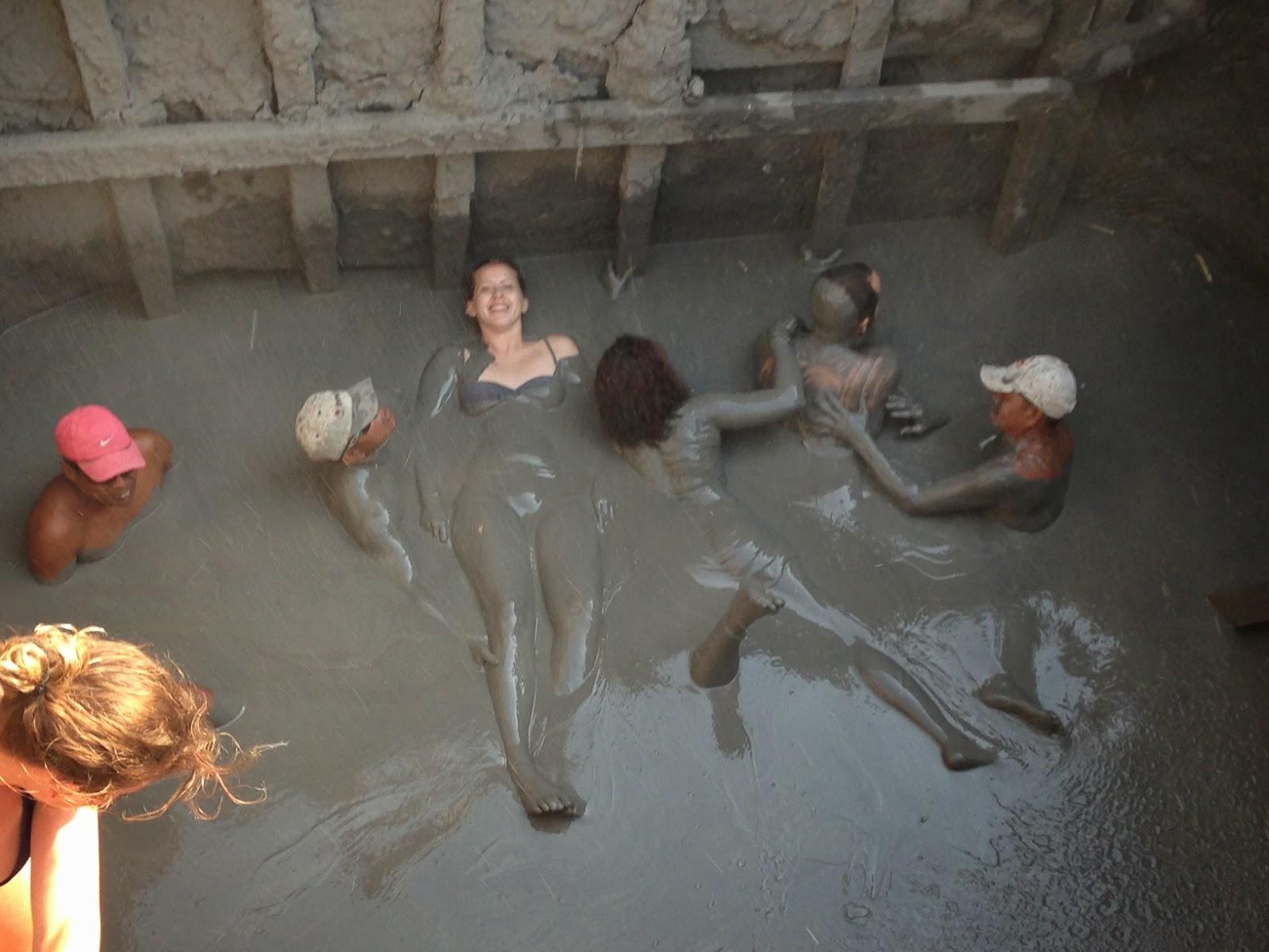 Eat Run Read Colombia Mud Volcano
