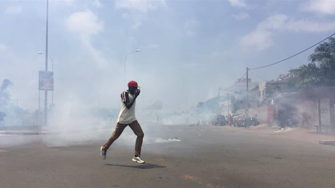Tensions in Togo as anti-Gnassingbe rally turns deadly
