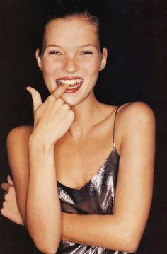 Kate Moss en los 90